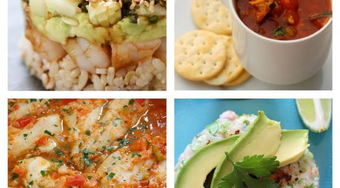 23 Healthy Seafood Recipes (With Their SmartPoints Values!)