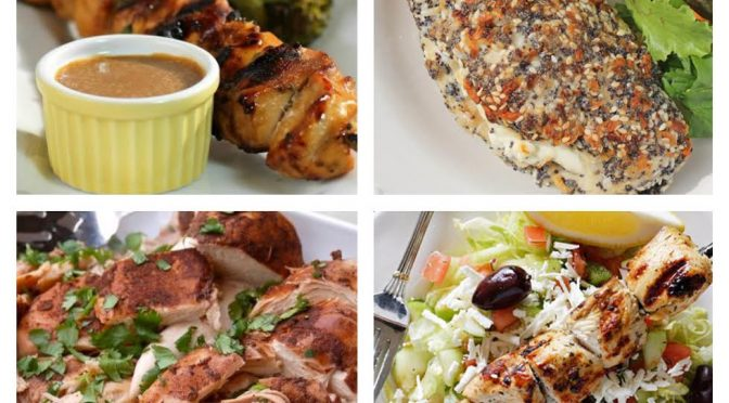 28 CHICKEN Recipes With SmartPoints!