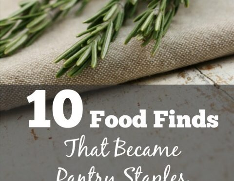 "10 Food Finds That Became ""Pantry Staples"" for my 100+Lb Weight Loss"