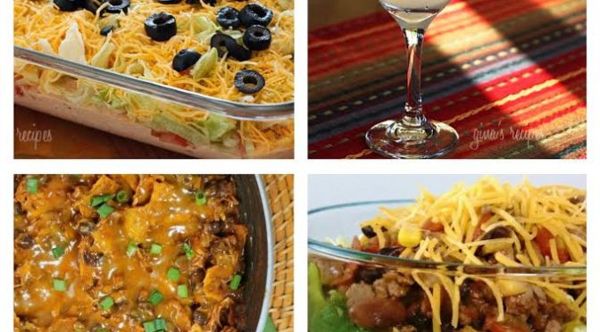 30 Terrific Tex-Mex Recipes (with SmartPoints)