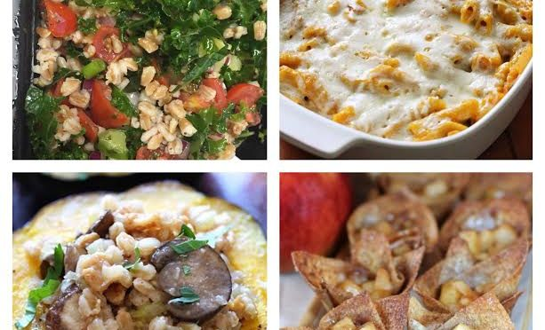 26 Fall Inspired Recipes AND Their SmartPoints!