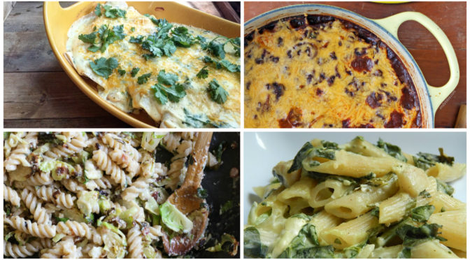 27 Healthy Casserole and Baked Entree Recipes WITH SmartPoints!