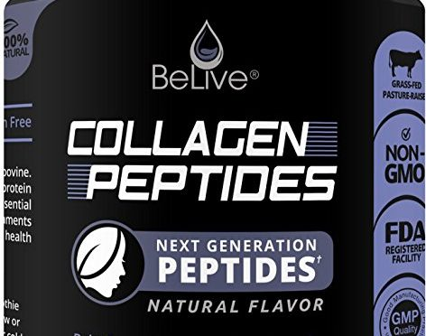 What's Up With Collagen Peptides?